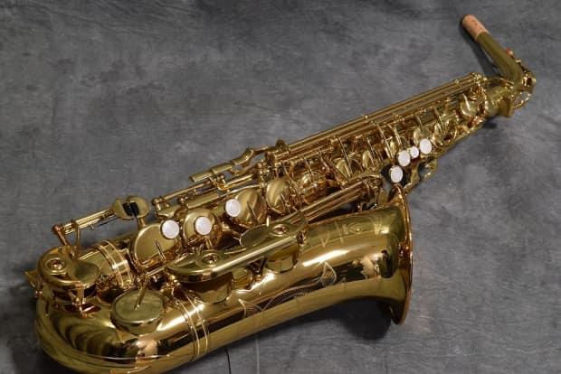 Yamaha yas 62 alto saxophone g1 neck reverb for Yamaha 62 alto saxophone