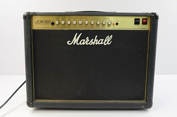 marshall jcm 900 slx manual