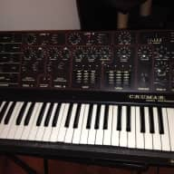 Vintage Crumar DS2 Synthesizer