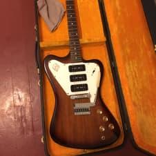 1966 Gibson FIREBIRD III w/ OHSC, 3 x P90's & SHORT Maestro Vibrato image