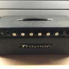 Traynor YGM-3 Guitar Mate Reverb 1975 Original (not a reissue) / Head only / Fully functional image