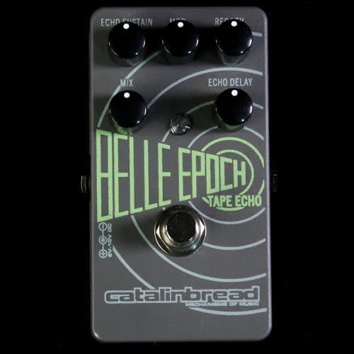 catalinbread belle epoch tape echo delay guitar effects pedal reverb. Black Bedroom Furniture Sets. Home Design Ideas