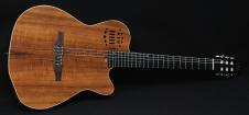 Godin ACS Multiac Koa Acoustic Electric Guitar w/ Gig Bag Pro Setup! image