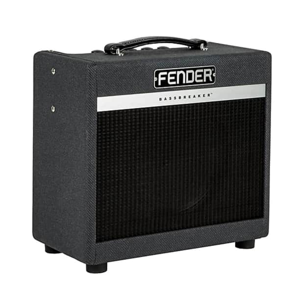 fender bassbreaker 15 tube guitar combo amp reverb. Black Bedroom Furniture Sets. Home Design Ideas
