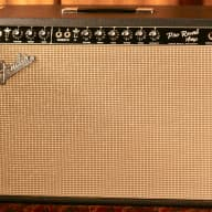 Fender Pro Reverb 1967 Black Tolex, Footswitch, Pristine- The Finest BFPR anywhere on earth