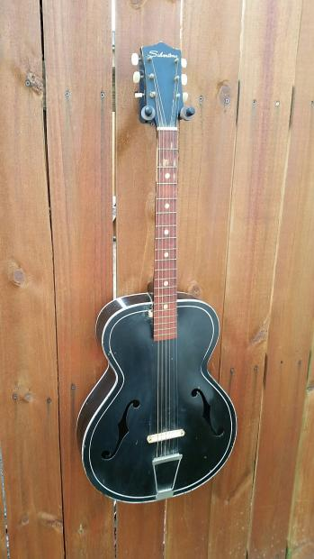 Acoustic - Vintage Silvertone