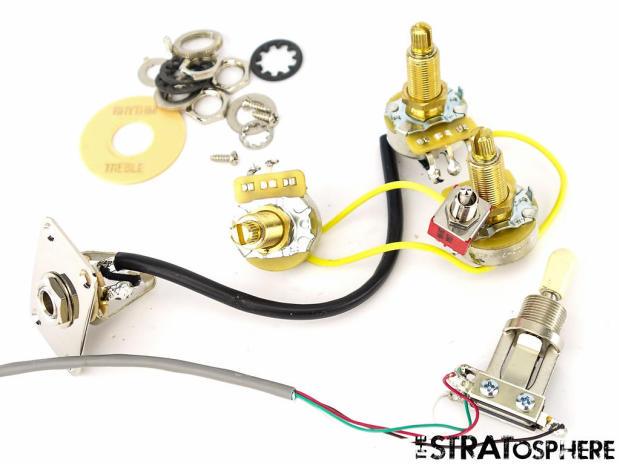 usa gibson les paul less pots wiring 3 way switch jack. Black Bedroom Furniture Sets. Home Design Ideas
