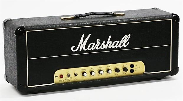 1981 marshall jmp 2204 50w reverb. Black Bedroom Furniture Sets. Home Design Ideas