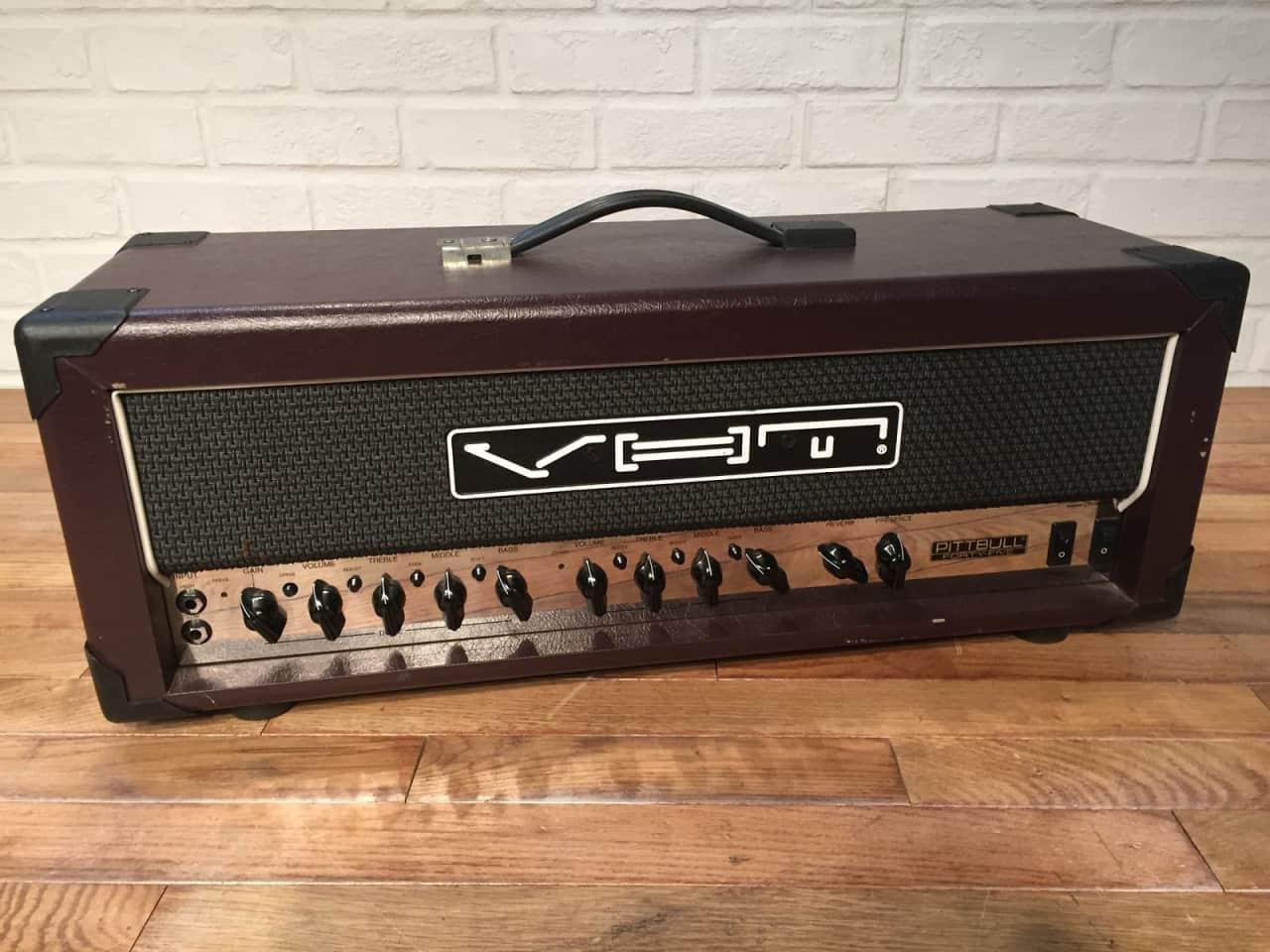 vht pitbull forty five 45 custom tube guitar amp head reverb. Black Bedroom Furniture Sets. Home Design Ideas