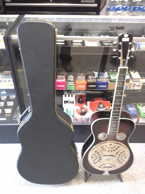 recording king resonator guitar rr 50 vs guardian hardshell reverb. Black Bedroom Furniture Sets. Home Design Ideas