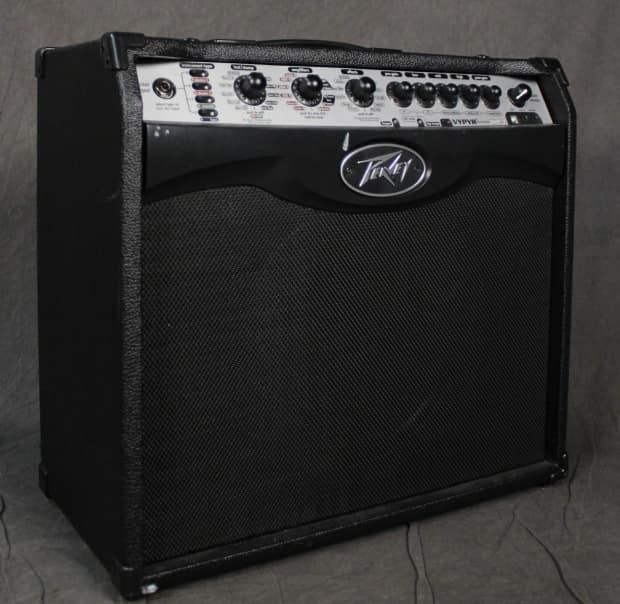 peavey vypyr vip 2 with sanpera ii guitar footswitch reverb. Black Bedroom Furniture Sets. Home Design Ideas
