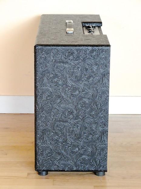 satellite amplifiers elmer 2x12 combo electric guitar tube reverb. Black Bedroom Furniture Sets. Home Design Ideas