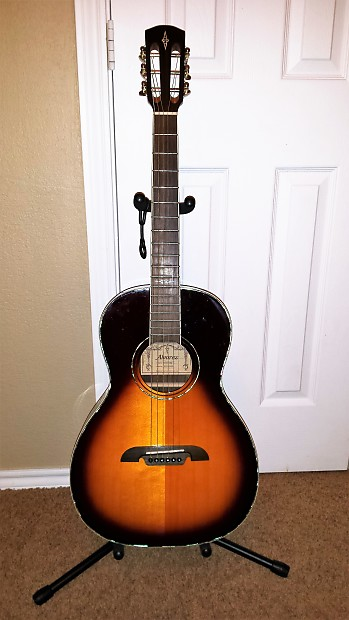 alvarez ap910 parlor guitar 2014 vintage sunburst reverb. Black Bedroom Furniture Sets. Home Design Ideas