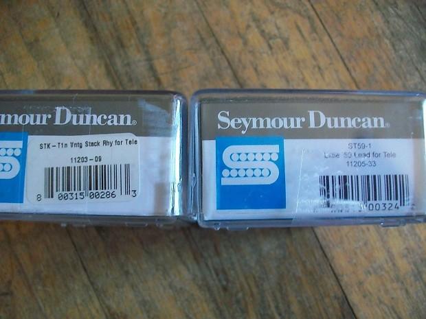Seymour Duncan St59