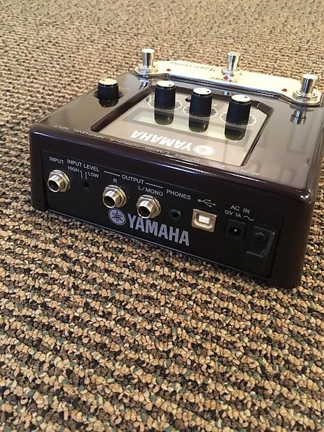 Yamaha Magicstomp Reverb