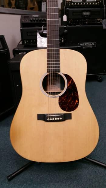 martin custom x series x1 de acoustic electric guitar reverb. Black Bedroom Furniture Sets. Home Design Ideas