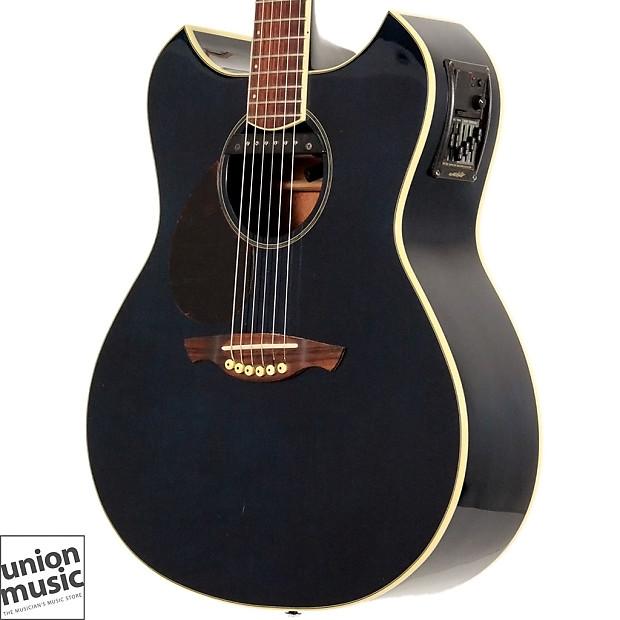 wechter acoustic electric cutaway guitar beginner left handed reverb. Black Bedroom Furniture Sets. Home Design Ideas
