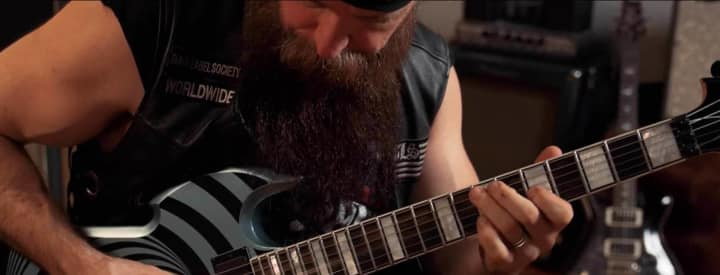 Zakk Wylde on Finding His Style and Chicken Pickin'