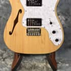 Fender Squier Vintage Modified '72 Thinline Telecaster in Natural image