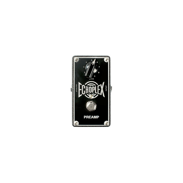 dunlop echoplex preamp classic guitar effects pedal reverb. Black Bedroom Furniture Sets. Home Design Ideas