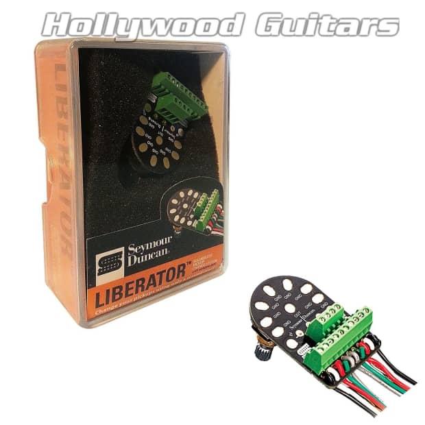 seymour duncan liberator solder less guitar pickup change reverb. Black Bedroom Furniture Sets. Home Design Ideas