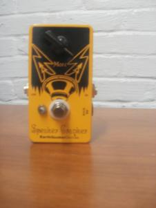 EarthQauker Devices Speaker Cranker Yellow image