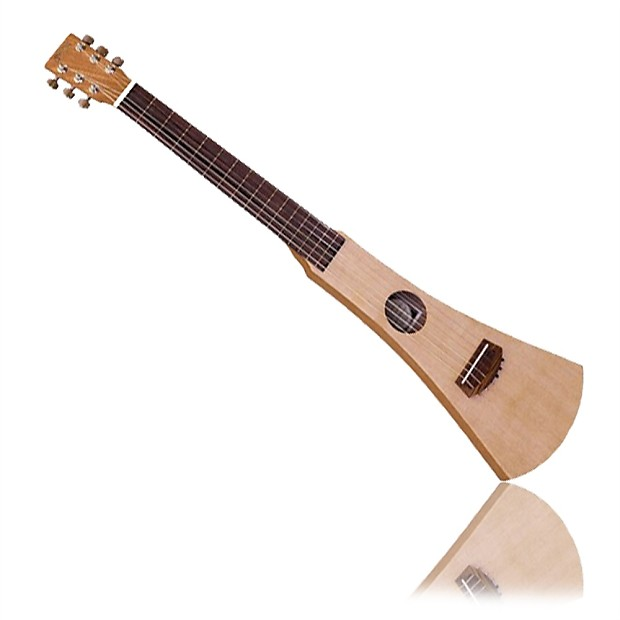 martin gcbc nylon string backpacker guitar reverb. Black Bedroom Furniture Sets. Home Design Ideas