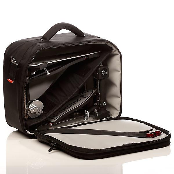 mono case m80 double bass drum pedal gig bag case black reverb. Black Bedroom Furniture Sets. Home Design Ideas