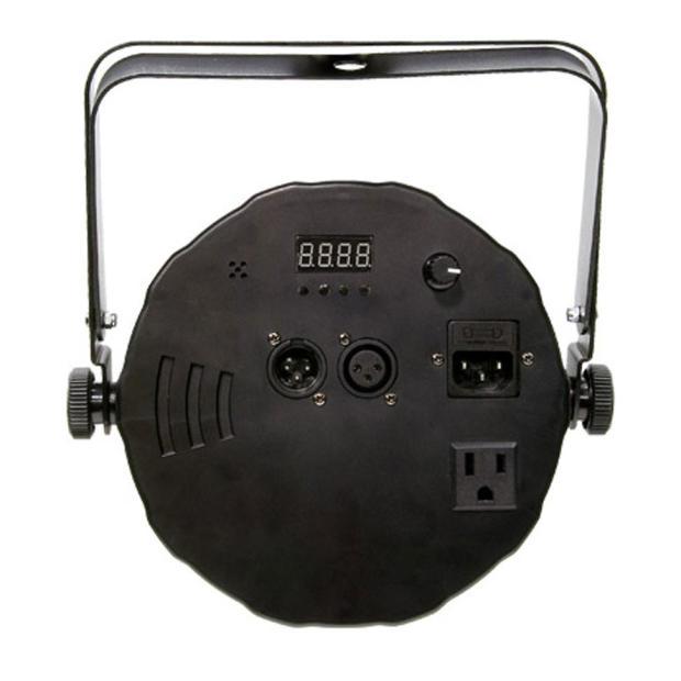 chauvet slimpar 56 led lights slim par can dmx reverb. Black Bedroom Furniture Sets. Home Design Ideas