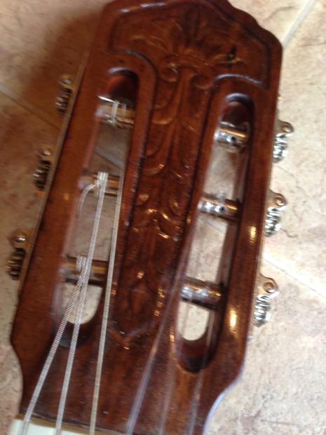 1983 Di Giorgio Brazilian Made Classical Guitar Model No
