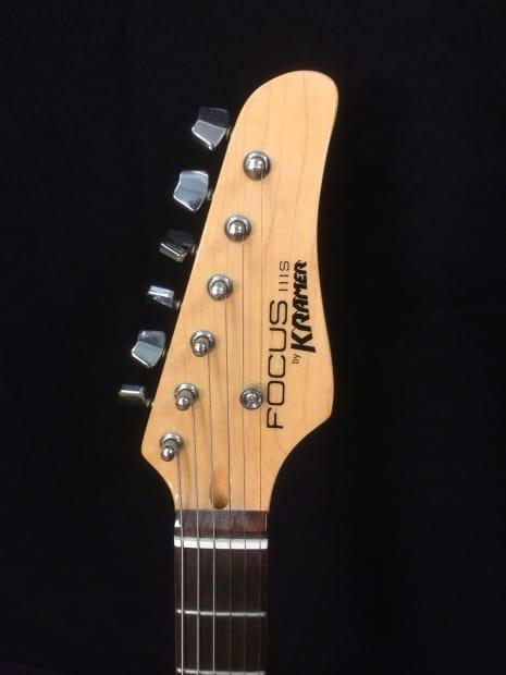 Steves Auto Sales >> Kramer Stratocaster Blue | Reverb