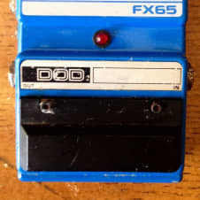 DOD FX65  Stereo Chorus analog guitar effects fx pedal image