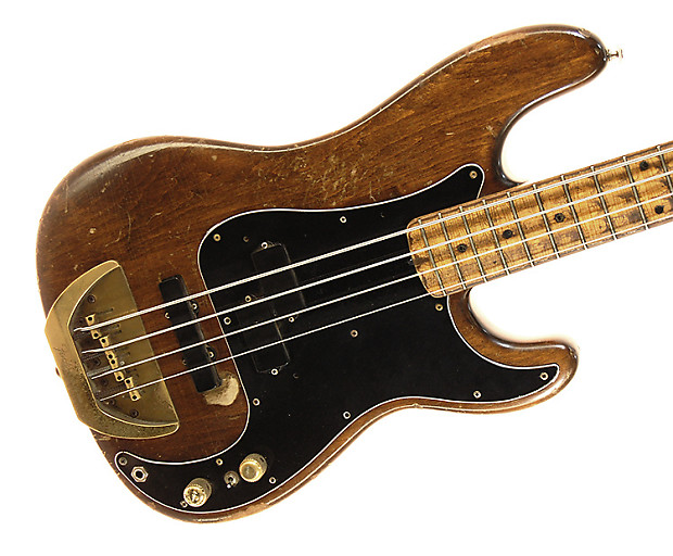 vintage 1958 custom modified fender p bass bass guitar with reverb. Black Bedroom Furniture Sets. Home Design Ideas