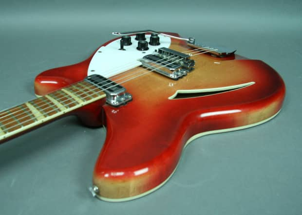 rickenbacker 365 original sunburst solidbody electric guitar reverb. Black Bedroom Furniture Sets. Home Design Ideas