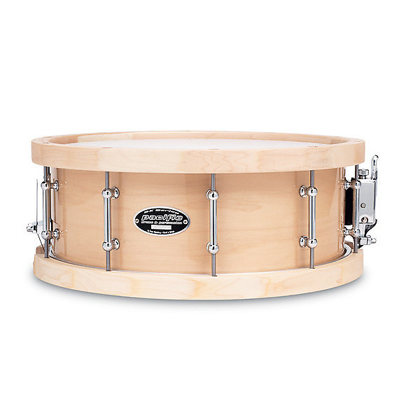 pdp pdp sx natural wood hoop snare 10 ply all maple reverb. Black Bedroom Furniture Sets. Home Design Ideas