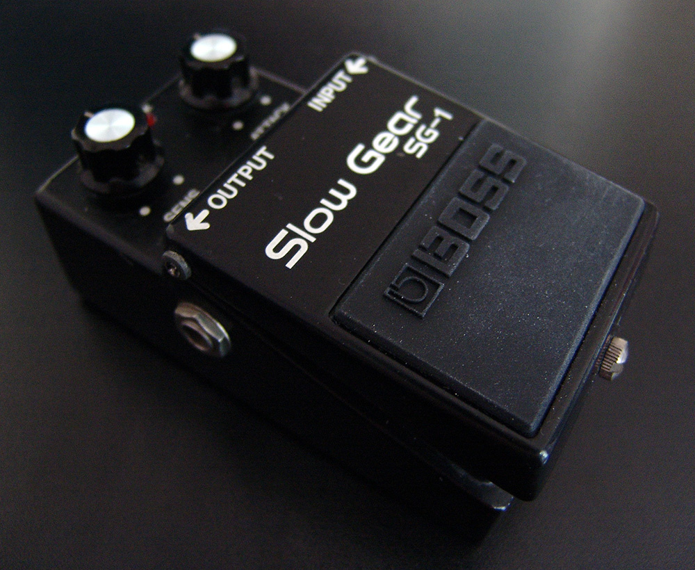 Boss SG-1 Slow Gear