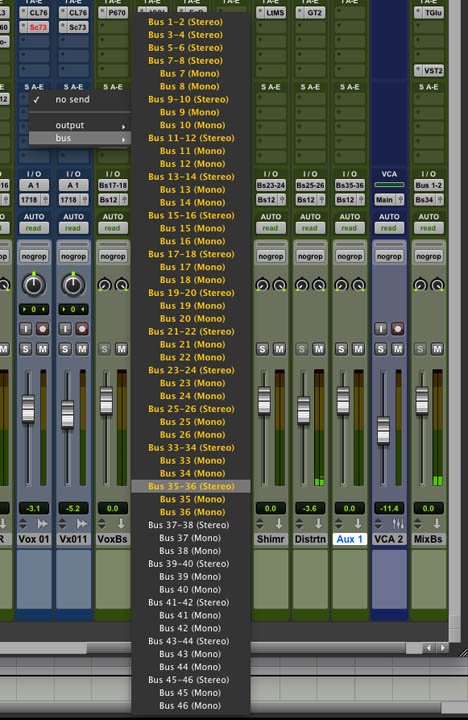 Why and How to Use Aux Buses in Your DAW | Reverb News