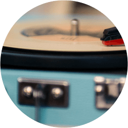 Hi-Fi Heyday: Vintage Turntables, Receivers, and Stereo Speakers