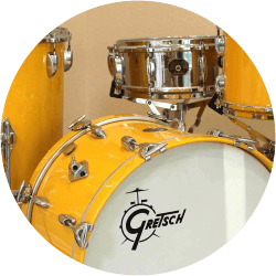 Player Grade Vintage Drums