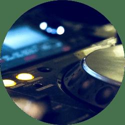 Professional DJ Gear