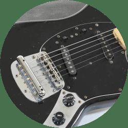 Vintage Fender Student Guitars