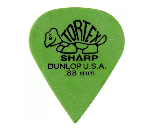 Dunlop Tortex Sharp Picks