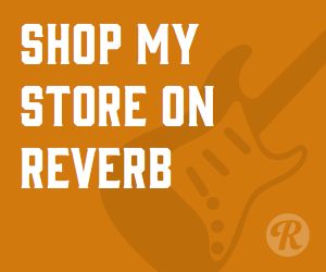 Shop My Store on Reverb 300px banner