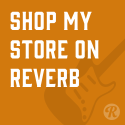 Shop My Store on Reverb 250px banner