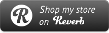 Shop My Store on Reverb 215px wide button