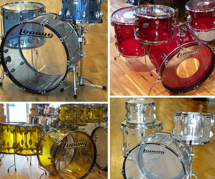 A Beginner S Guide To Acrylic Drums Reverb News