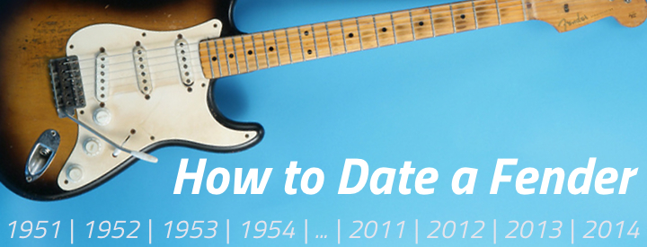 how to read fender serial numbers