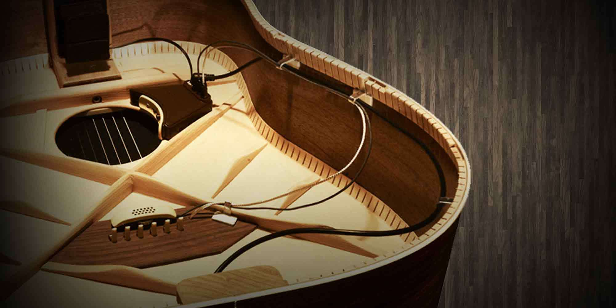 Choosing The Right Pickup For Your Acoustic Guitar Reverb News Jack Wiring