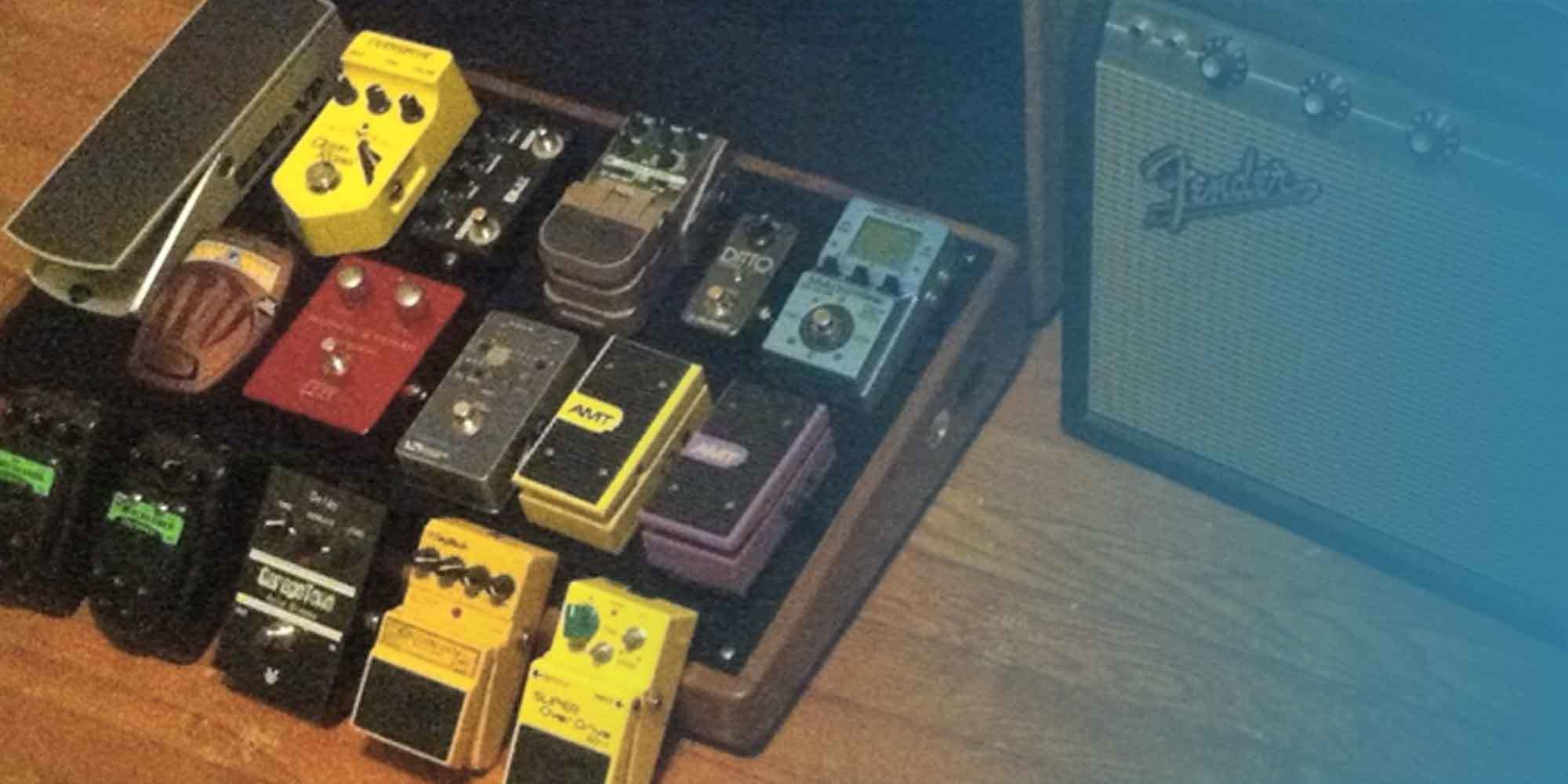 Beginners Guide to Guitar Effects: Understanding the