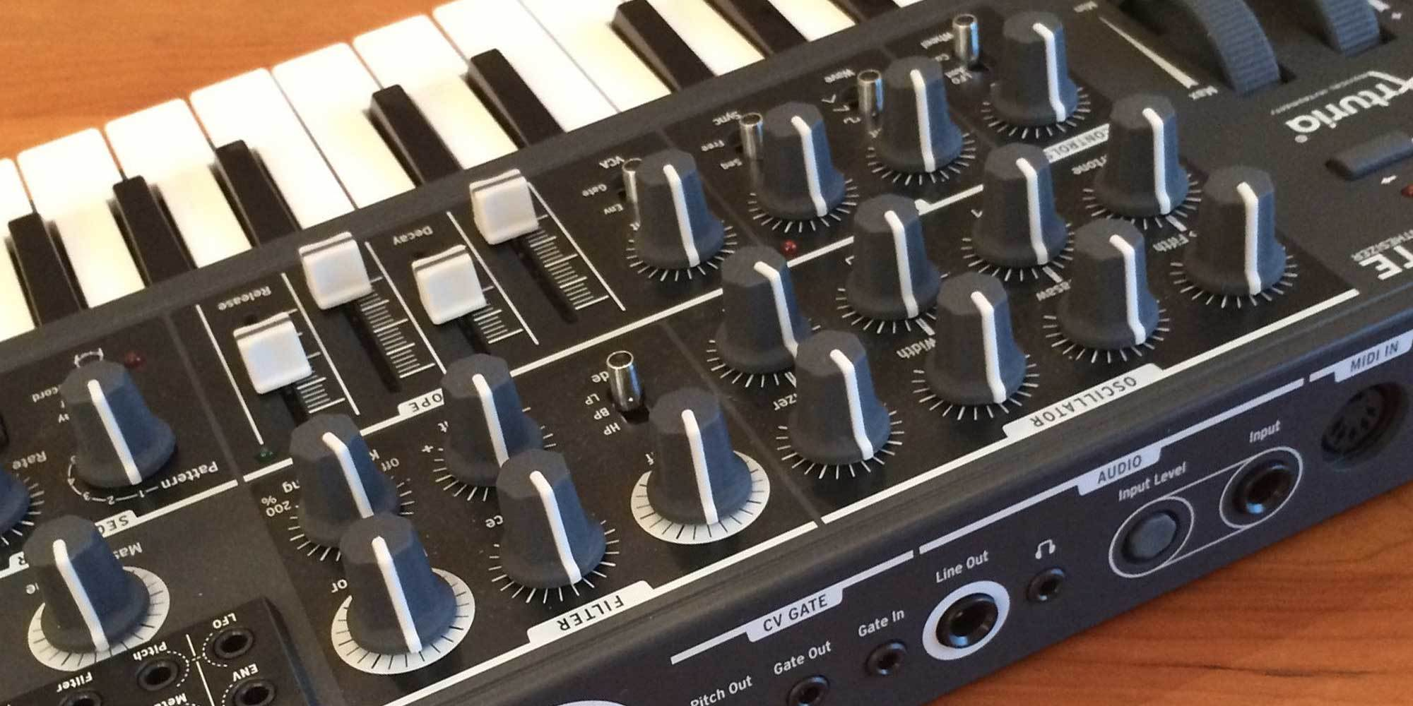Synth Basics 101: Getting Started With Your Synthesizer